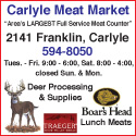 caryle meat