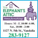 elephants attic