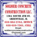 Soldier Concrete